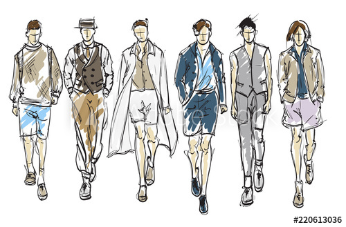 Fashion Outfit for Men