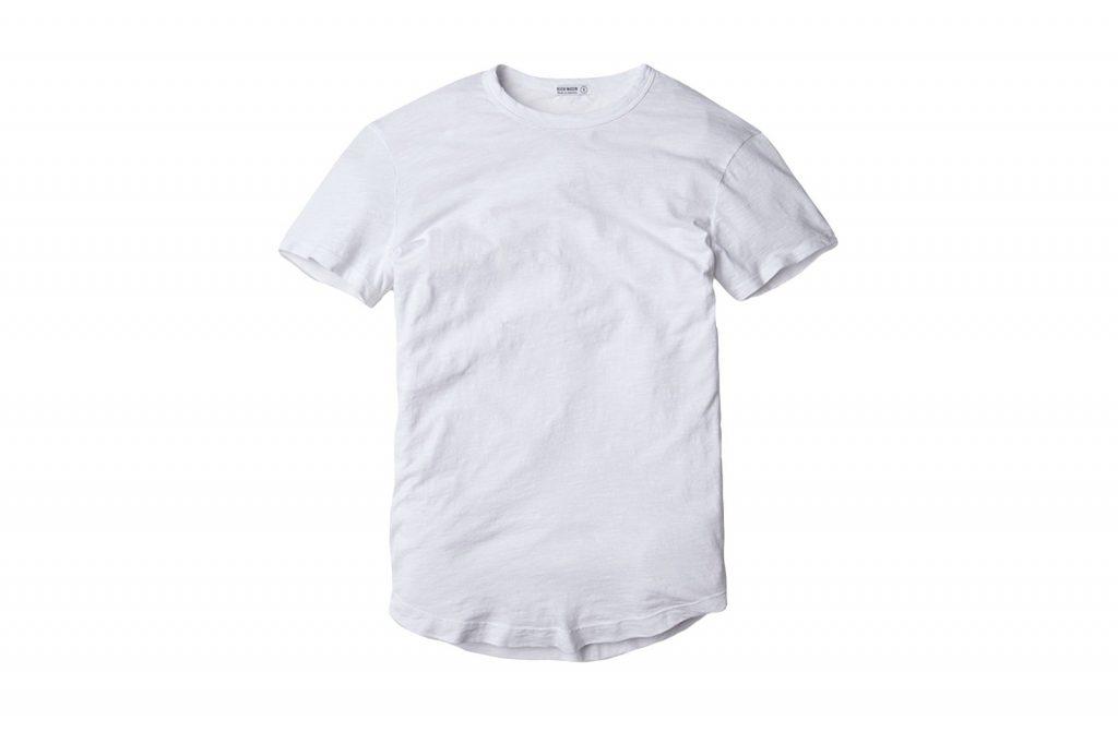 White T-shirt For Men