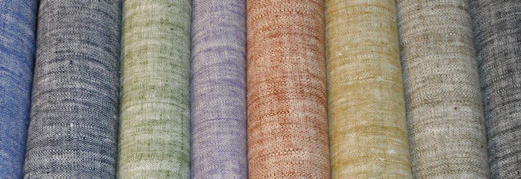 khadi fabric, India
