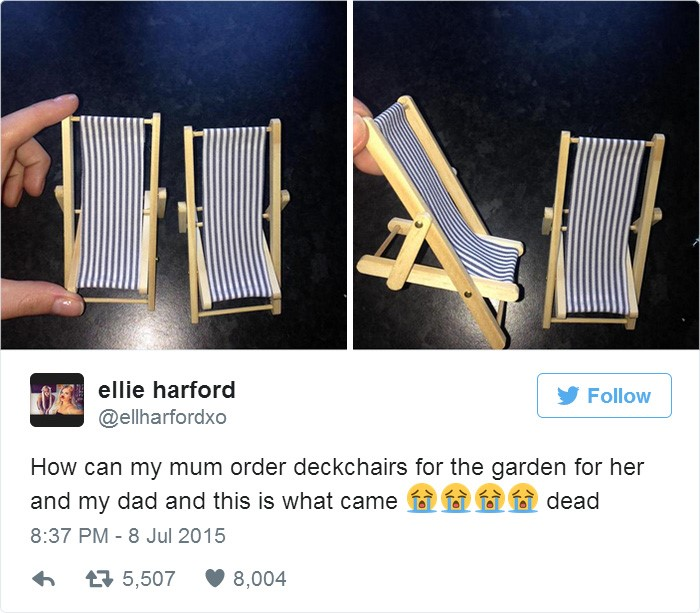 online shopping, chair, beach, size, small, funny