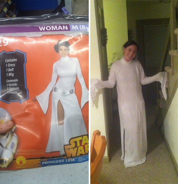 dress, costume, female, online shopping, funny, starwars, ghost