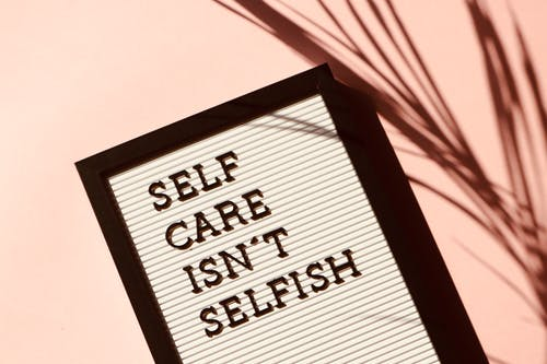 Self care during Covid-19