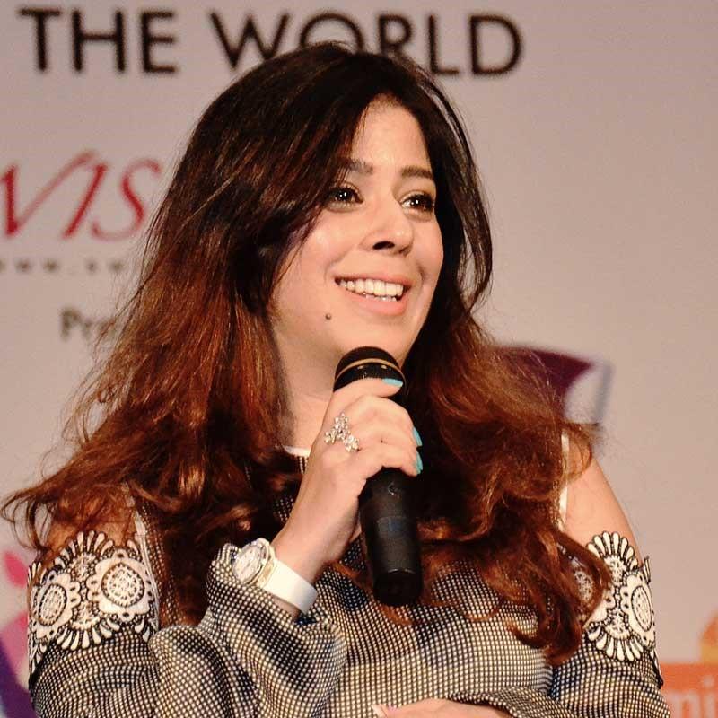 motivation, speaker, Priya Kumar, female