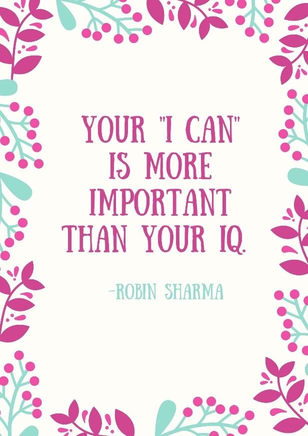 quote, RobinSharma, motivation, speaker, IQ, youtube