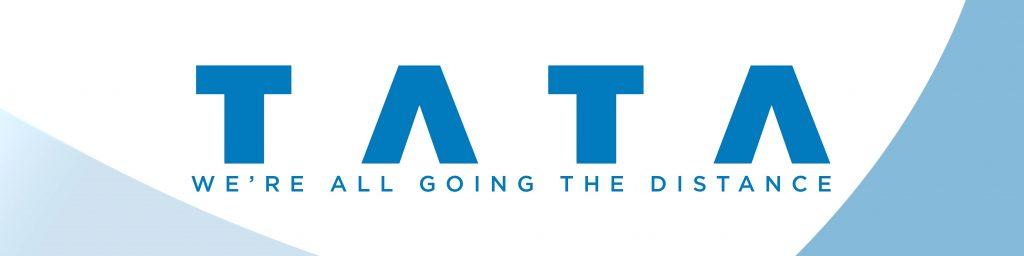 ATA logo of the TATA group.