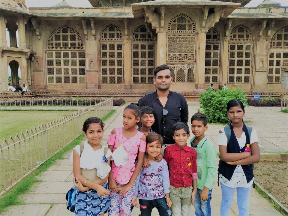 Gwalior Tour With Children
