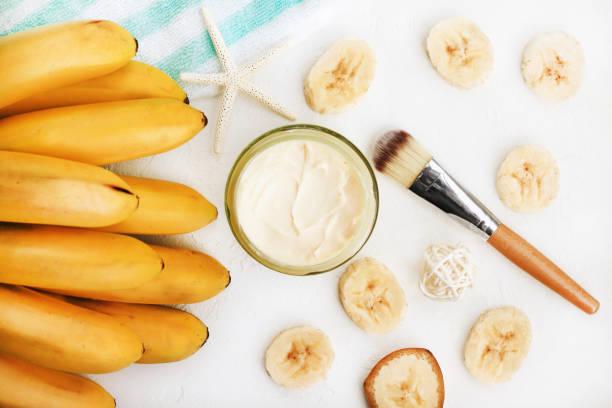 Banana Face Pack