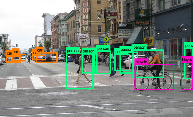 Computer Vision Street Image Recognition