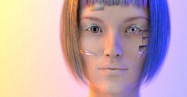 Future Cyber Girl