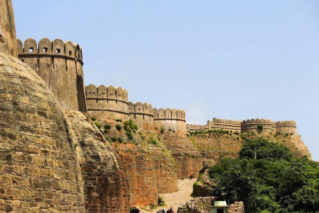 picture of kumbhalgarh fort