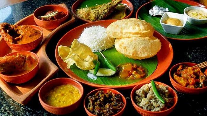 The Kolkata Cuisine