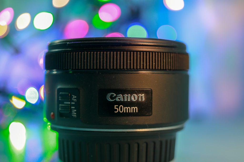Image of Canon EF 50mm f/1.8 STM lens
