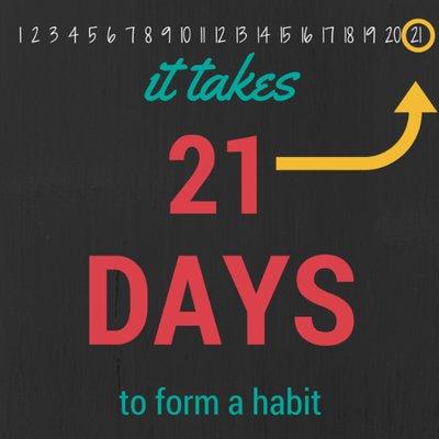 habit rule habit