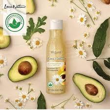 Love Nature Shower Gel- Olive Oil and Aloe Vera