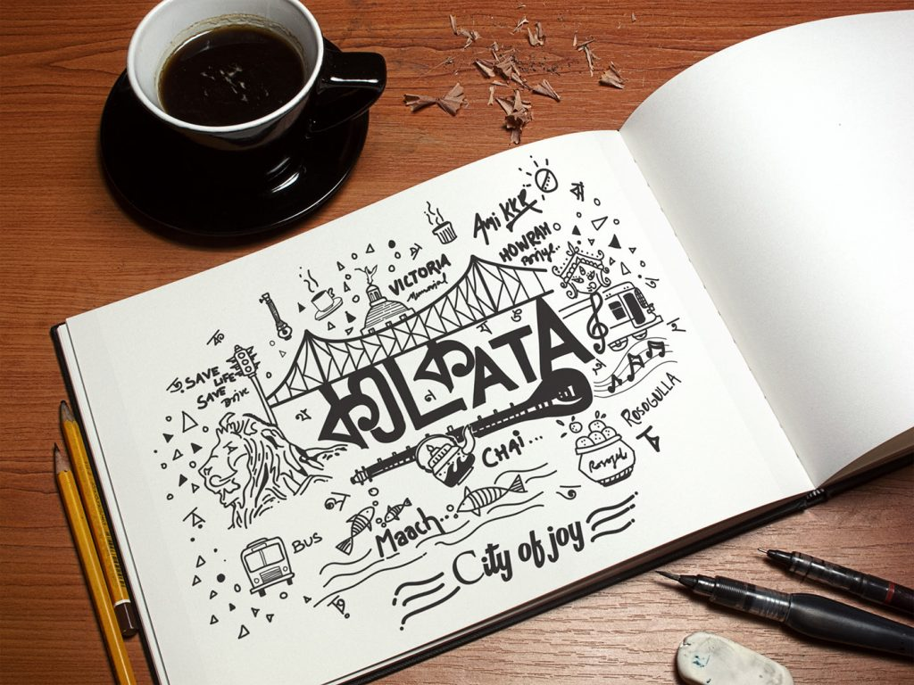 """Kolkata- Tumi o hete dekho Kolkata... Kolkata- Tumi o bhebe dekho Kolkata... Jabe ki na jabe amar sathe?"" - Anupam Roy"