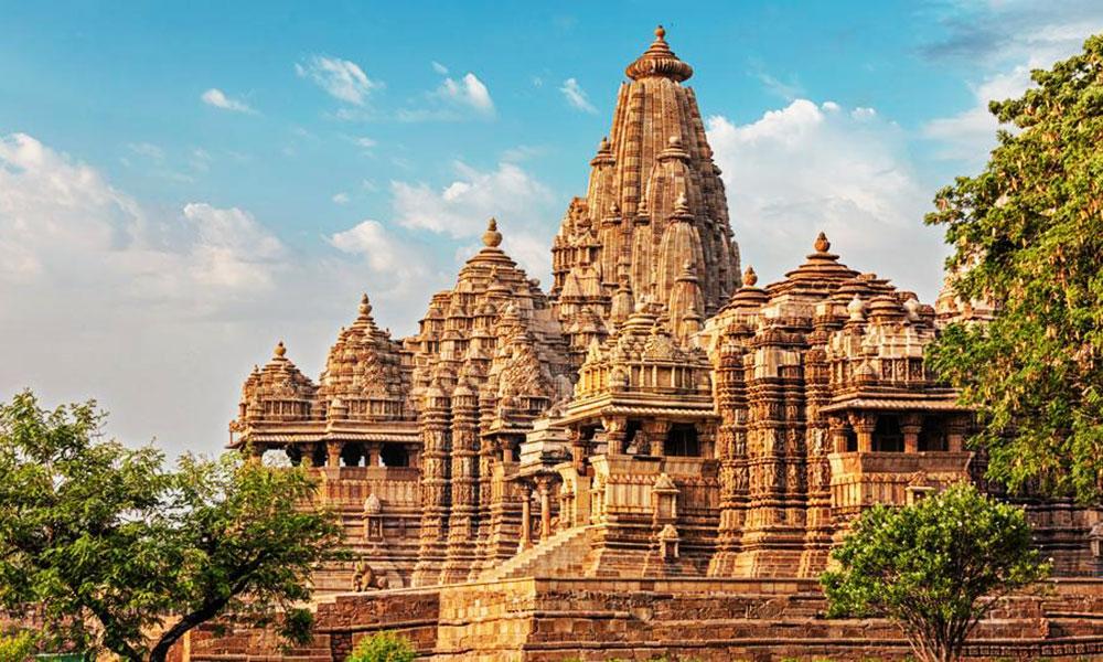 Khajuraho temple image