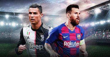 ronaldo vs messi : who is better ?