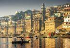 Water city Varanasi