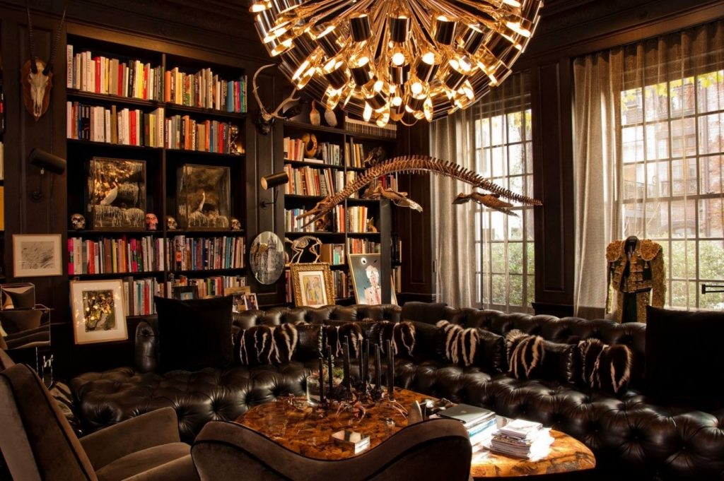 Gothic art  gothic design gothic home decor