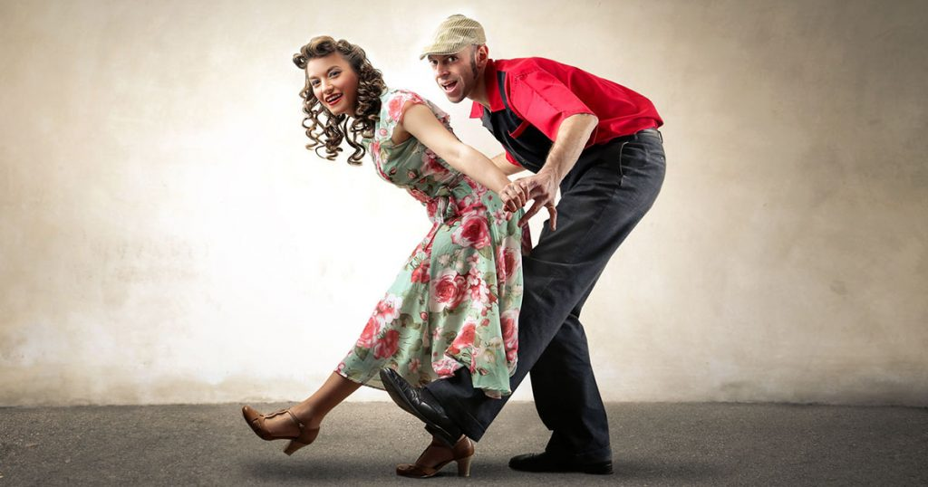 swing dance form