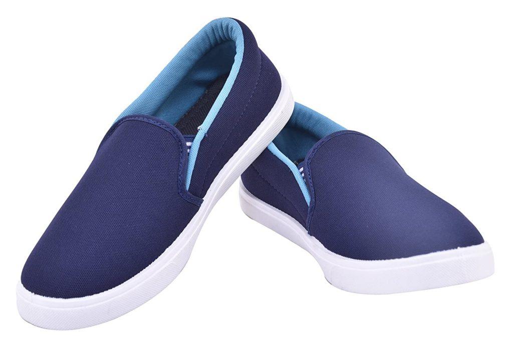 Blue Shoes: