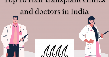 Top 10 Hair transplant clinics and doctors in India