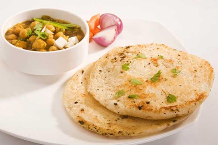 Kalari kulcha, Jammu and Kashmir street food