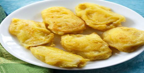 PAZHAM PORI, Kerala, street food