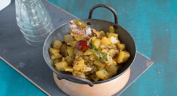 AMITAR KHAR, Assam, Street food