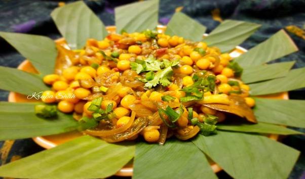 KELLI CHANA, Manipur, street food