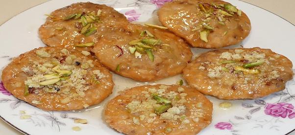 MAWA KACHORI, Rajasthan street food