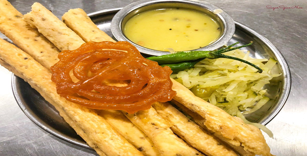 JALEBI FAFDA, Gujarat, street food