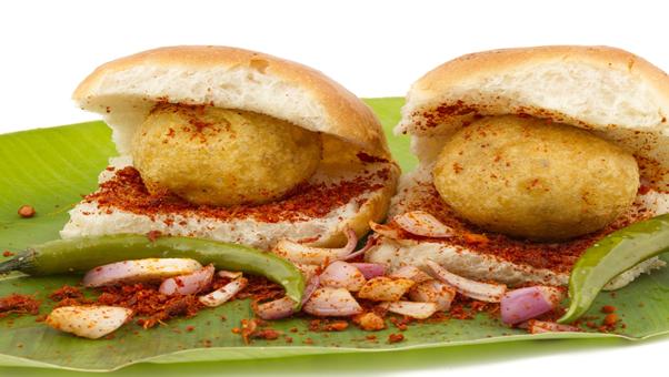 VADA PAV, Maharashtra, street food