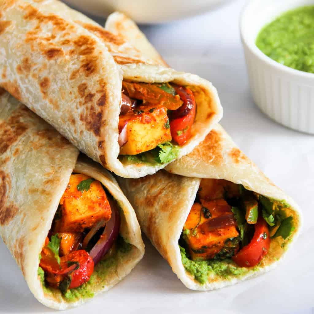 KATHI ROLL, West Bengal, street food