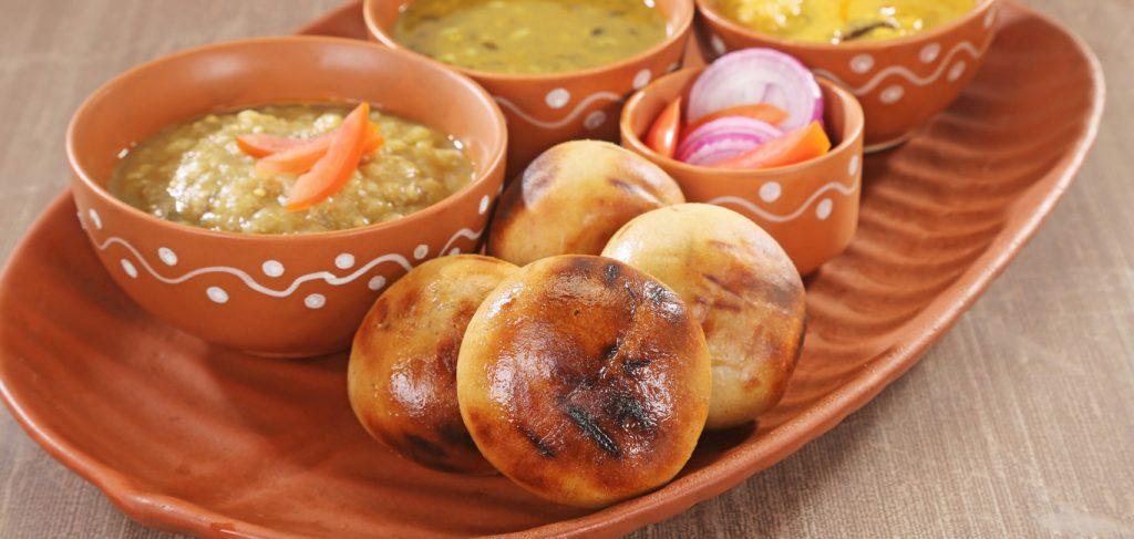 LITTI CHOKA, Bihar and Jharkhand, street food