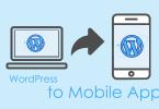 Convert WordPress To Mobile App In Five Easy Steps