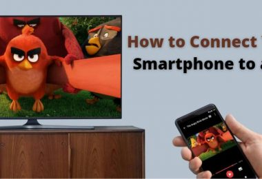 How to Connect Your Smartphone to a TV